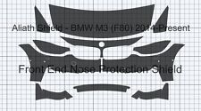 BMW M3 (F80) 2014 - Present. CLEAR Front End Stone chip Protection guard film
