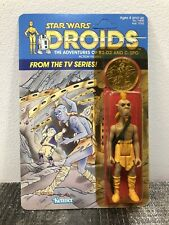 KEZ-IBAN DROIDS Cartoon Vintage Star Wars KENNER 1985 ORIGINAL Unpunched