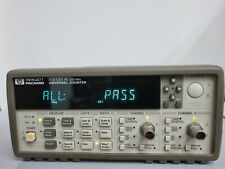 Hpagilent 53131a 225 Mhz Universal Frequency Countertimer