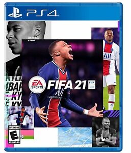 Fifa 21 PS4 US NEW DISPATCH TODAY ALL ORDERS PLACED BY 2 P.M.