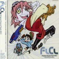 FLCL Original Soundtrack V.3 Audio CD Japan