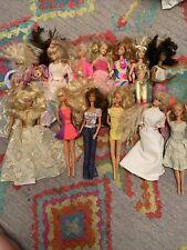 New Listingvintage barbie doll lot 1960s