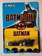 Batmobile ERTL Batman 1989 Neuf DC Comics Tim Burtom Keaton no Joker A-6 #2
