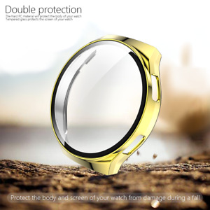 Protective TPU Case Full Cover Frame Protector For Huawei Smart Watch GT 2E