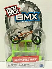 Tech Deck BMX Freestyle Hits Finger Bike - Wethepeople - Brown/Black