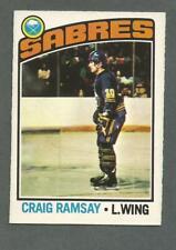 1976-77 OPC O-Pee-Chee Hockey Craig Ramsay #78 Buffalo Sabres NM/MT *1