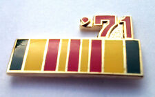 *** VIETNAM RIBBON 71 *** Military Veteran Hat Pin 14799 HO