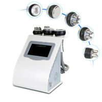 Vacuum Ultrasonic Cavitation 5 IN 1 Radio Frequency RF Body Slimming Machine Spa