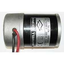 Maxwell HRC6-8 & HRCFF6-8  Replacement Motor SP4160 Permanent Magnet Motor 12V