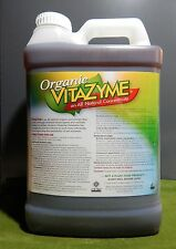 Vitazyme-Organic Biostimulant Concentrate 2.5 Gal. Brassinosteroid Triacontanol