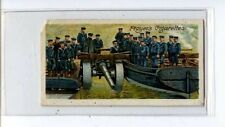 (Ju457-100)Players,Life On Board Man Of War,Landing Big Guns 1905,1905#