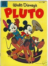 Four Color #654 Walt Disney's Pluto