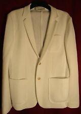 Authentic Pringle of Scotland gents white blazer size UK 40 / EU 50 rrp £750