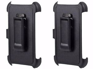 2x Belt Clip Holster Replacement For iPhone 6s 7 8 Plus Otterbox Defender Case