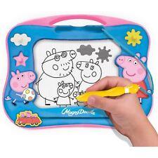 Peppa Pig Magna Doodle Dibujo Juguete Magnético