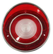 Corvette 1969 back up lamp lenses (pair) 69
