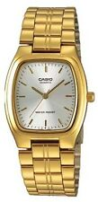 Casio MTP1169N-7A Men's Standard Analog Gold Tone Silver Dial Casual Dress Watch