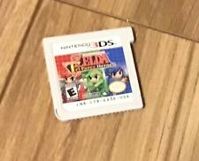 NINTENDO 3DS THE LEGEND OF ZELDA TRI FORCE HEROES GAME USED TESTED WORKS