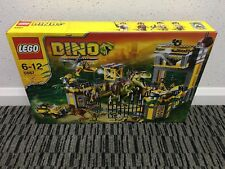 LEGO Dinosaurs Dino Defense HQ (5887) Brand New & Sealed