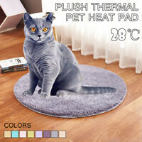 Large Pet Heating Warmer Blanket Bed Pad Puppy Dog Cat Electric Heater Mat  √