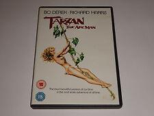 Tarzan - The Ape Man - Bo Derek - GENUINE UK (Region 2) DVD - EXCEL CONDITION