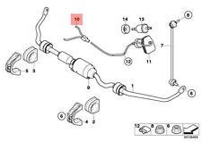 Genuine BMW E60 E60N E61 E61N Stabilizer Sway Bar Distributor OEM 37106762513