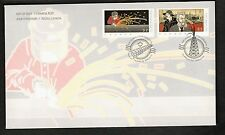 2008 Canada #2267-68 PIPELINE COMPLETION & FIRST COMMERCIAL OIL WELL FDC