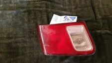 02 HONDA CIVIC RIGHT TAIL LIGHT SDN LID MOUNTED 189948