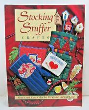 Stocking Stuffer Crafts 2006 Paperback Publications International, LTD.