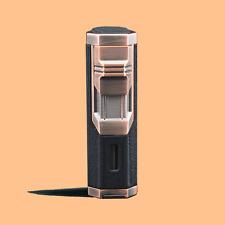 Jetline Challenger Triple Jet Flame Cigar Pocket Torch Lighter