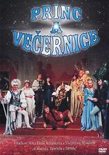 Princ a Vecernice / Prince and Evening Star 1978 Czech Fairy tale DVD Engl.subt.