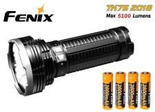 New Fenix TK75 2018 USB Charge Cree XHP35 HI 5100 Lumens LED Flashlight + 18650