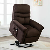 Electric Adjustable Power Lift Recliner Chair for Elderly Help Stand Arm Chair
