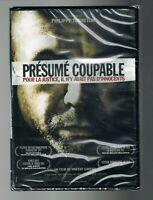 PRÉSUMÉ COUPABLE - PHILIPPE TORRETON - VINCENT GARENQ - 2012 - DVD - NEUF NEW