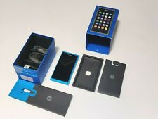 Vintage Brand New Boxed Nokia N9 CYAN  , 100% original , Unlocked 0:00 lifetimer
