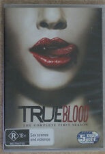 TRUE BLOOD The Complete First Season  5 Disc Set - DVD