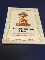 1st US Edition PADDINGTON BEAR, Picture Book, by Michael Bond, h/c, 1973