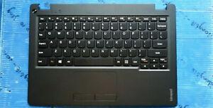 "New LENOVO IdeaPad 100S-11IBY 11.6"" laptop Palmrest Touchpad US keyboard Black"