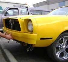 1974-1978 Mustang II Fiberglass Front Tucked Bumper Skin