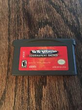 Yu Yu Hakusho Ghost Files Tournament Tactics Gameboy Advance GBA Cart