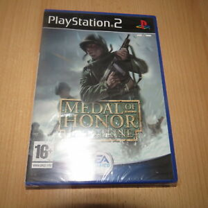 Medal of Honor: Frontline PS2 Sony Playstation 2 New & Sealed pal version