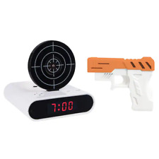 Wembley Game Target Alarm Clock! Shipping ONLY $2.99!
