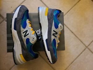 NEW BALANCE M992RR GRAY GREEN BILLY 'S Exclusive US 8.5