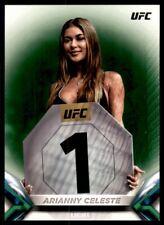 2018 Topps UFC Knockout Green #15 Arianny Celeste /199