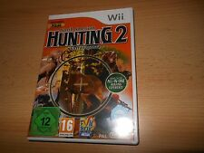 North American Hunting Extravaganza 2 Nintendo Wii  NEW NOT SEALED pal