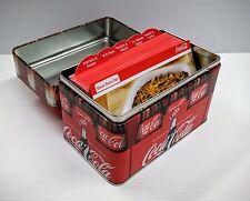 Coca-Cola Recipe Card Box - BRAND NEW!