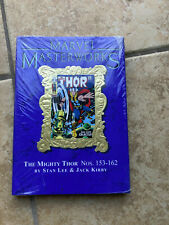 MARVEL MASTERWORKS THE MIGHTY THOR Vol. 96 Hardcover SEALED NEW! #153 - #162