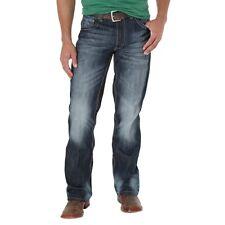 Wrangler Mens 20X No. 42 Vintage Bootcut Jeans 42MWXRD