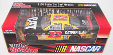 2000 RC Fan Appreciation 1:24 WARD BURTON #22 CAT Pontiac Grand Prix