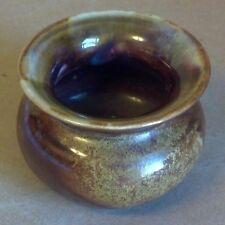 Lovely Williamsburg Pottery Vase bought in Colonial Williamsburg, VA, EUC